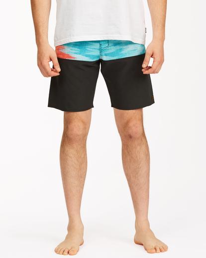 2 50Fifity Pln Pro - Board Shorts for Men Red W1BS44BIP1 Billabong