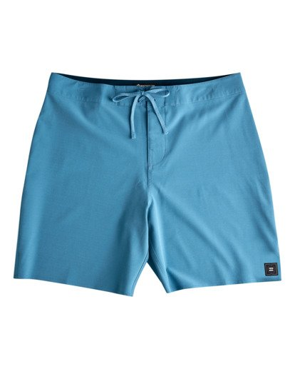 """0 All Day Eco Pro 17"""" - Board Shorts for Men Blue W1BS48BIP1 Billabong"""