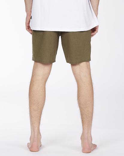 "5 Adventure Division Surftrek Hemp 17"" - Recycled Board Shorts for Men Multicolor W1BS56BIP1 Billabong"