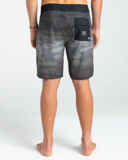 """1 Resistance 18.5"""" - Board Shorts for Men Black W1BS60BIP1 Billabong"""