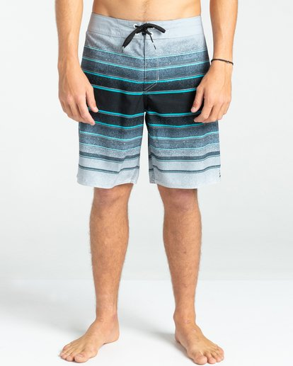 "0 All Day Stripes 19"" - Board Shorts for Men Grey W1BS61BIP1 Billabong"
