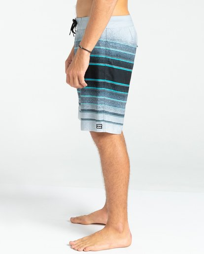 "1 All Day Stripes 19"" - Board Shorts for Men Grey W1BS61BIP1 Billabong"