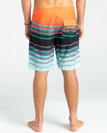 "4 All Day Stripes 19"" - Board Shorts for Men Blue W1BS61BIP1 Billabong"