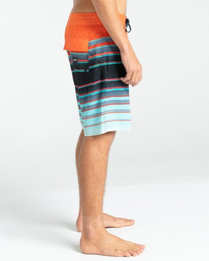 "2 All Day Stripes 19"" - Board Shorts for Men Blue W1BS61BIP1 Billabong"