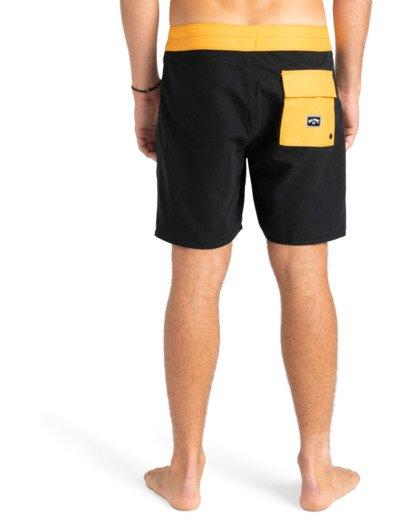 "1 All Day 17"" - Board Shorts for Men Black W1BS62BIP1 Billabong"