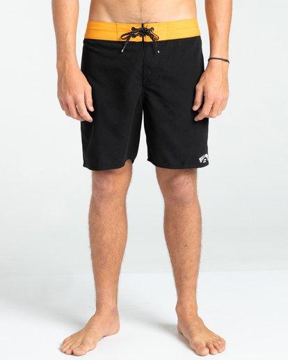 "0 All Day 17"" - Board Shorts for Men Black W1BS62BIP1 Billabong"