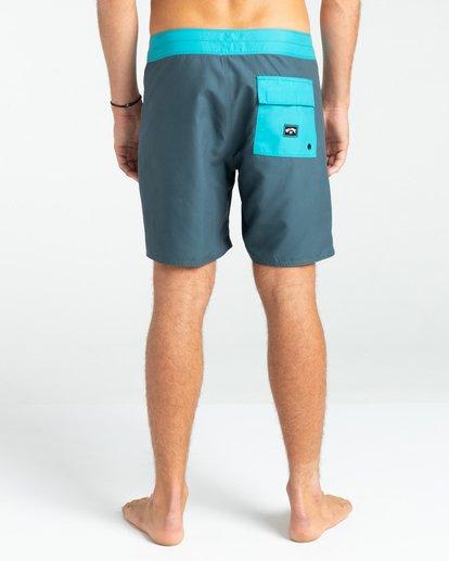 "3 All Day 17"" - Boardshorts für Männer Grau W1BS62BIP1 Billabong"