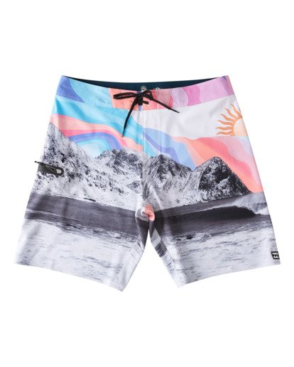 "0 Adventure Division Eyesolation 18"" - Boardshort pour Homme Multicouleurs W1BS75BIP1 Billabong"