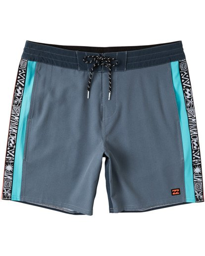0 Dbah Lo Tide - Board Shorts for Men Grey W1BS82BIP1 Billabong