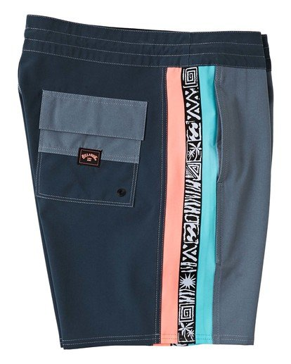 3 Dbah Lo Tide - Board Shorts for Men Grey W1BS82BIP1 Billabong