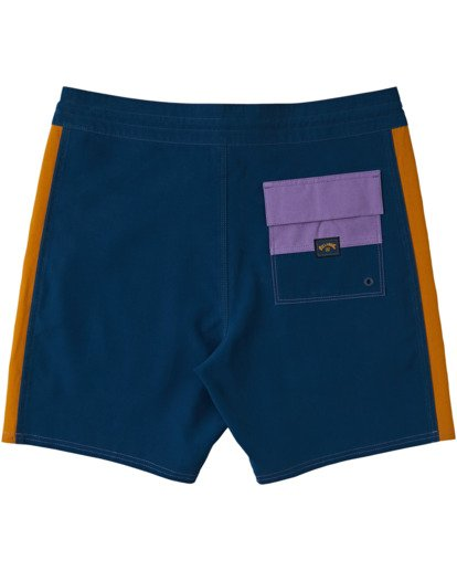 5 Dbah Lo Tide - Board Shorts for Men Purple W1BS82BIP1 Billabong