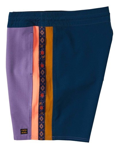 6 Dbah Lo Tide - Board Shorts for Men Purple W1BS82BIP1 Billabong
