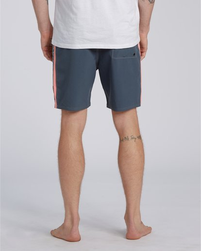 7 Dbah Lo Tide - Board Shorts for Men Grey W1BS82BIP1 Billabong