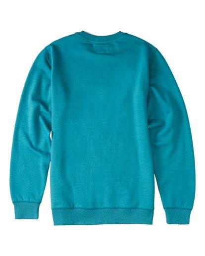 1 All Day - Sudadera para Hombre Azul W1FL16BIP1 Billabong