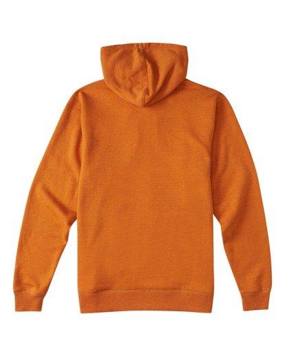 1 All Day - Sudadera con capucha y cremallera para Hombre Naranja W1FL21BIP1 Billabong