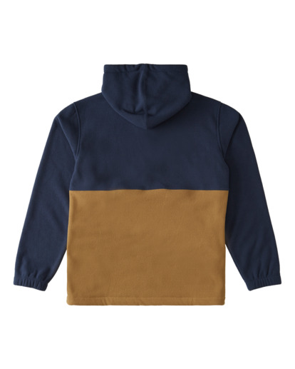 1 Boundary - Sudadera con capucha para Hombre Azul W1FL26BIP1 Billabong