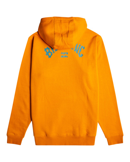 1 Arch Wave  - Sweat à capuche pour Homme Orange W1HO20BIF1 Billabong