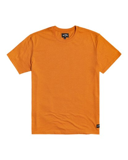 2 All Day - T-shirt pour Homme Orange W1JE20BIP1 Billabong