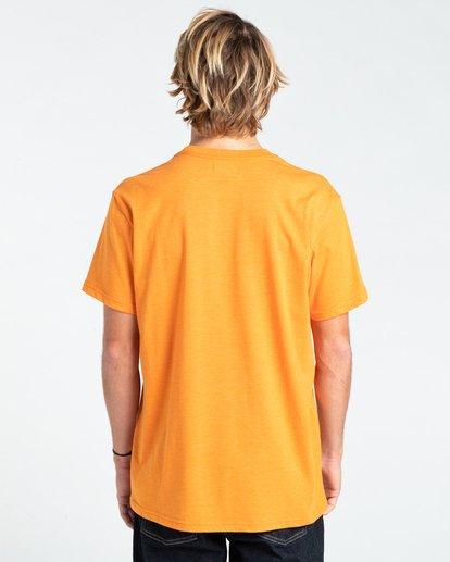 1 All Day - T-shirt pour Homme Orange W1JE20BIP1 Billabong