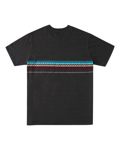 1 Spinner - T-shirt pour Homme Noir W1JE23BIP1 Billabong