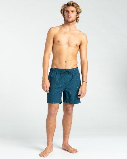 "3 Sundays - Boardshorts 16"" for Men Violett W1LB05BIP1 Billabong"