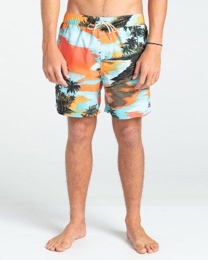 "0 Sundays - Boardshorts 16"" for Men Multicolor W1LB05BIP1 Billabong"