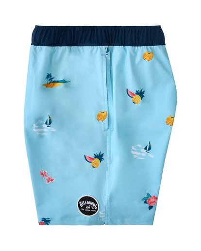 2 Sundays Layback Hawaii - Board Shorts for Men Blue W1LB31BIP1 Billabong
