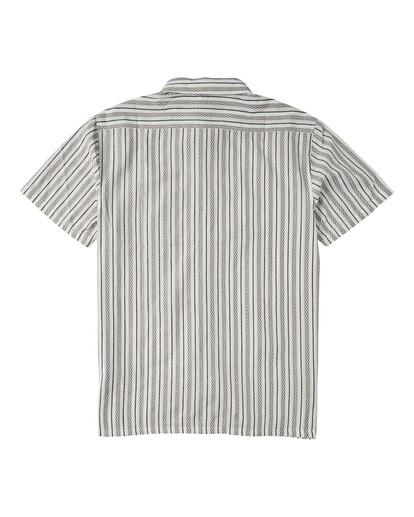 5 Sundays Jacquard - T-Shirt for Men White W1SH21BIP1 Billabong