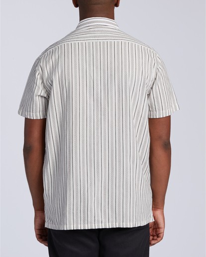 3 Sundays Jacquard - T-Shirt for Men White W1SH21BIP1 Billabong