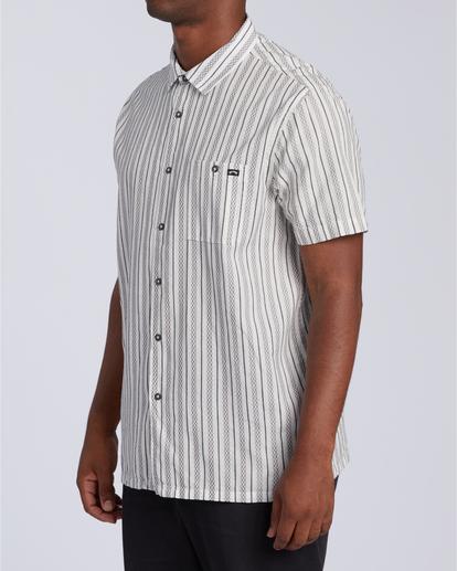 1 Sundays Jacquard - T-Shirt for Men White W1SH21BIP1 Billabong