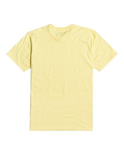 3 Arch - T-shirt pour Homme Jaune W1SS07BIP1 Billabong