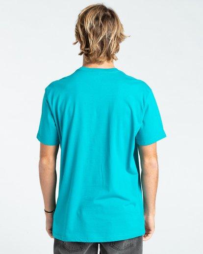 1 Arch - T-shirt pour Homme Vert W1SS07BIP1 Billabong