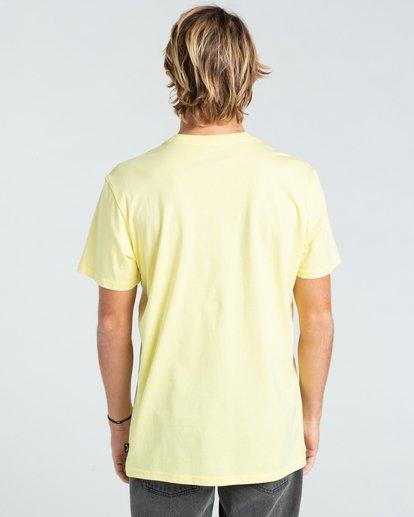1 Arch - T-shirt pour Homme Jaune W1SS07BIP1 Billabong
