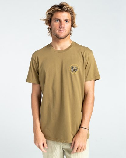 0 Walled - T-shirt pour Homme  W1SS32BIP1 Billabong