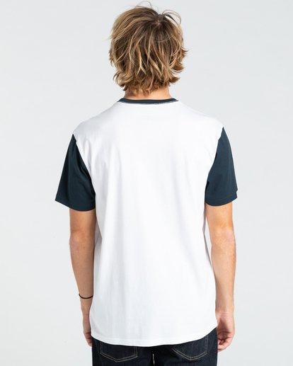 1 Surplus - T-shirt pour Homme Blanc W1SS40BIP1 Billabong