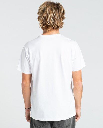 1 Local - T-shirt pour Homme Blanc W1SS44BIP1 Billabong