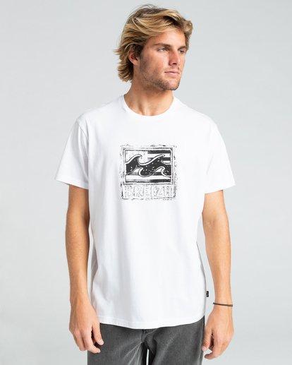 0 Local - T-shirt pour Homme Blanc W1SS44BIP1 Billabong