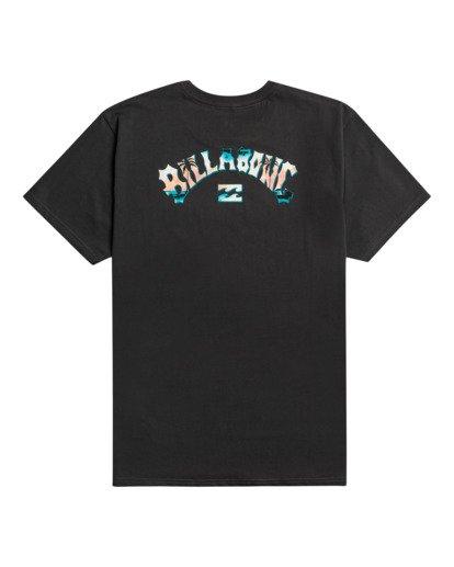 1 Arch Fill - T-Shirt for Men Black W1SS45BIP1 Billabong