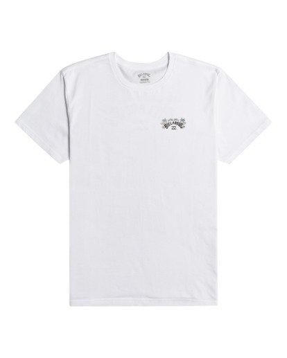 0 Arch Fill - T-Shirt for Men White W1SS45BIP1 Billabong