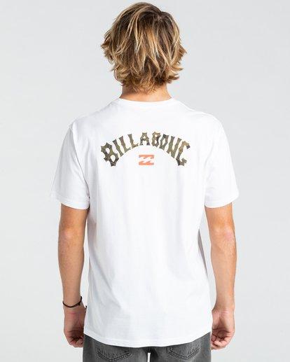 1 Arch Fill - T-Shirt for Men White W1SS45BIP1 Billabong