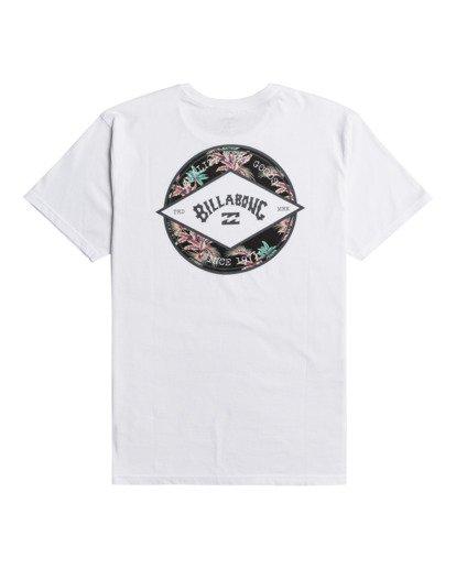 1 Rotor Arch - T-Shirt for Men White W1SS47BIP1 Billabong