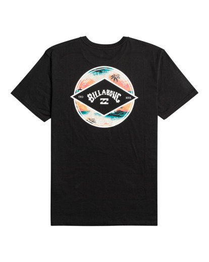 1 Rotor Arch - T-Shirt for Men Black W1SS47BIP1 Billabong
