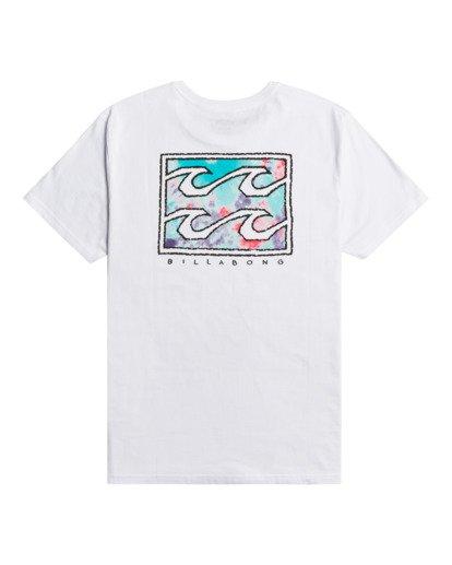 1 Crayon Wave - T-Shirt for Men White W1SS48BIP1 Billabong