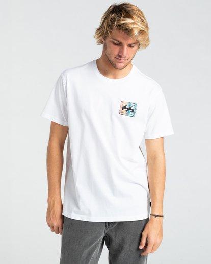 Crayon Wave - T-Shirt for Men  W1SS48BIP1