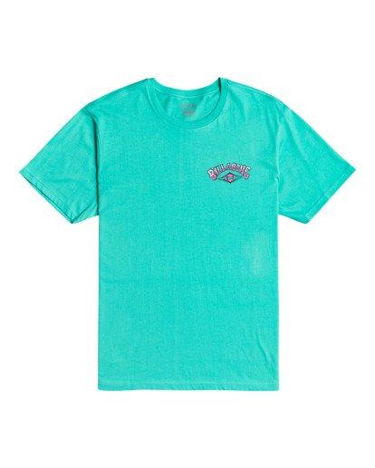 2 Gang Of Gangs - T-shirt pour Homme Bleu W1SS52BIP1 Billabong