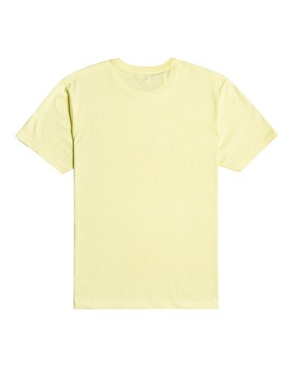 3 Greetings - T-shirt pour Homme Jaune W1SS56BIP1 Billabong