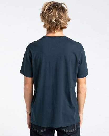 1 Greetings - T-shirt pour Homme Bleu W1SS56BIP1 Billabong