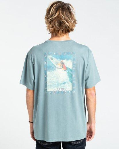 1 Over The Lip - T-shirt pour Homme Gris W1SS59BIP1 Billabong