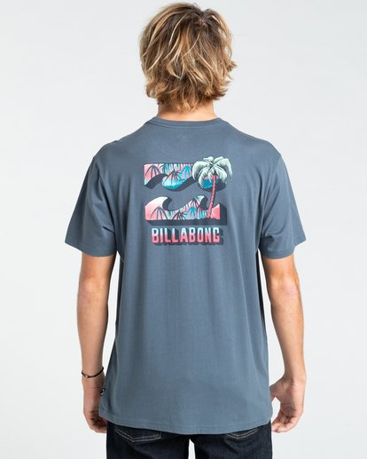 1 BBTV - T-shirt pour Homme Gris W1SS62BIP1 Billabong
