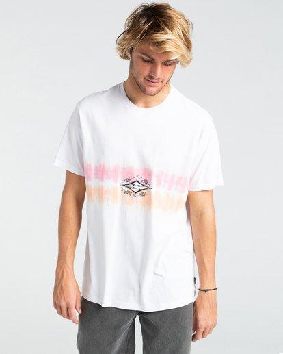 0 Rose Diamond - T-shirt pour Homme Blanc W1SS65BIP1 Billabong